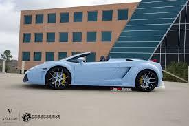 Lamborghini Gallardo Blue - wide body lamborghini gallardo l vck concave vellano forged