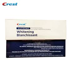 crest supreme whitening strips crest whitestrips hygiene teeth supreme professional