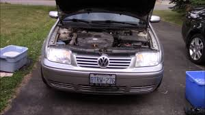 jetta volkswagen 2002 2002 volkswagen jetta 4000 lumen led headlight unboxing and