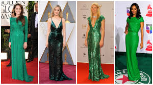16 green celebrity style moments we loved aol lifestyle
