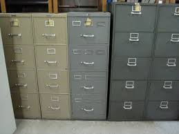 Retro Filing Cabinet Lateral File Cabinet Wood 4 Drawer Tag Outstanding Lateral Files