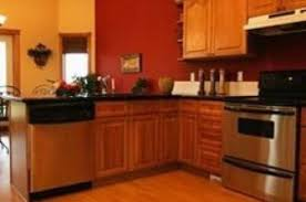 paint colors that go well with light oak cabinets scifihits com