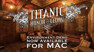 titanic honor and glory a video game