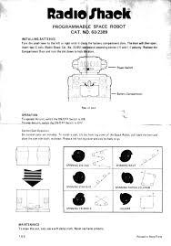 robot division robot manuals