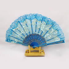 held fans for wedding hot summer lace held fans tulle folding fans wedding birthday