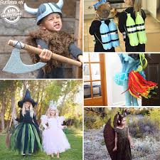 40 Awesome Homemade Kid Halloween 40 Easy Homemade Costumes Kids