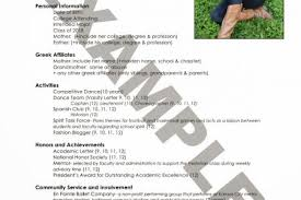 Sample Attorney Resume by Sorority Rush Resume Sample Reentrycorps