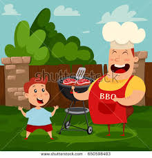 Backyard Clip Art Summer Bbq Stock Images Royalty Free Images U0026 Vectors Shutterstock