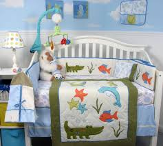 Jungle Themed Nursery Bedding Sets by Endearing Pink Baby Nursery Animal Themes Design Ideas