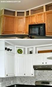 42 Upper Kitchen Cabinets by Best 25 Above Cabinets Ideas On Pinterest Above Kitchen
