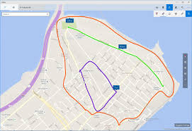 Draw A Route On Google Maps by 3 Good Reasons To Draw On Windows Maps Cnet