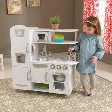 cuisine en bois enfants cuisine vintage 53208 kidkraft blanche jouet bois enfant 53402