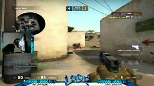 Partially Blind Partially Blind Deaf Guy Plays Csgo Youtube