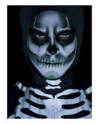 halloween makeup set glow in the dark skeleton make up brilliant special effects make