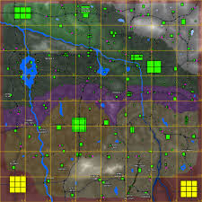 Find Map Coordinates Tools Navezgane Map With Region Files