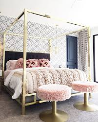 Gold Canopy Bed Modernism Week Tix Weekend Links Modern Canopy Bed Canopy And