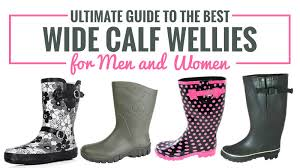 boots uk wide calf guide to the best wide calf wellies for and