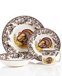 thanksgiving dinnerware sets and china macy s
