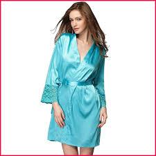 robe de chambre satin robe de chambre satin femme 247383 aivtalk pyjama kimono femme