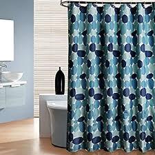 Heavy Grey Curtains Amazon Com Cobble Stone Bathroom Shower Curtain Uphome 72 X 72