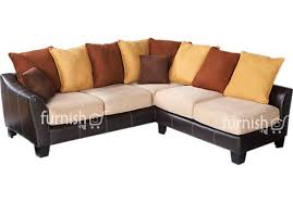 Chaise Lounge Corner Sofa by Ajibo 5 Piece Living Room Sectional Bundle Leather Corner Sofas