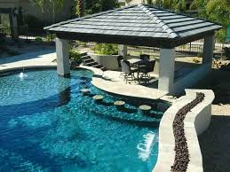 pool houses with bars pictures of pool houses with bars swim up pool bar ideas 1 ideav club