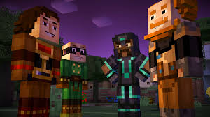 save 70 on minecraft story mode a telltale games series on steam