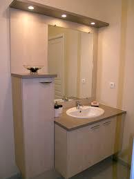 Miroir Pivotant Salle De Bain by Meuble De Rangement Salle De Bain Avec Miroir Indogate Com Meuble