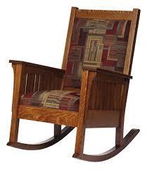 Mission Oak Rocking Chair S A Little U0026 Co Rockers