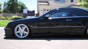 mercedes cl55 amg cl55 amg modular wheels