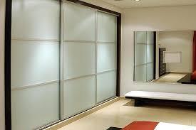 Sliding Glass Closet Door Frosted Glass Bedroom Doors Stylish Sliding Glass Door Designs