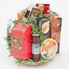 Snack Basket Fruit Baskets Gourmet Gift Baskets Ital Florist