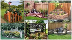 corner fence landscaping unac co