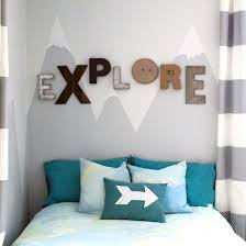 Childrens Room Decor Best 25 Camping Room Ideas On Pinterest Boys Camping Room