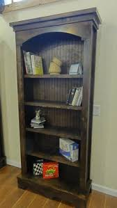hand made original solid wood bookcase bookcases shabby chic