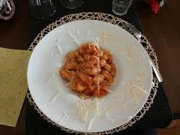 cuisine vin gnocchi freschi al pomodoro picture of vin santo bar cuisine by