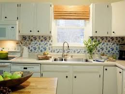 white glass tile kitchen cabinet doors only granite countertops
