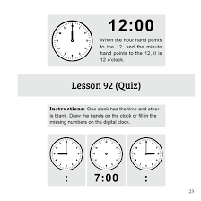 clock generator worksheet the best and most comprehensive worksheets