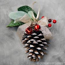 incorporate natural winter elements into your holiday decor with