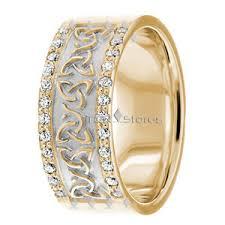 celtic rings bands images 14k gold diamond celtic wedding bands ring trinity knot mens jpg