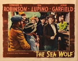 the sea wolf 1941 edward g robinson ida lupino john garfield
