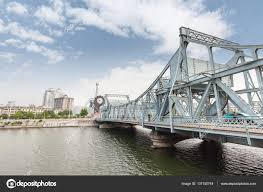 jiefang tianjin jiefang bridge closeup u2014 stock photo chungking 137150744