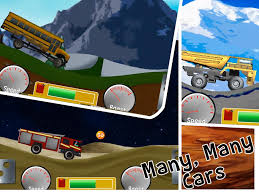 bigfoot monster truck cartoon monster truck racing game android apps on google play