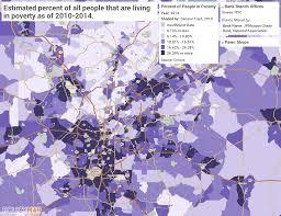 Atlanta Metro Area Map by Geography And Lending In Atlanta Georgia U2013 Nathan Jackson