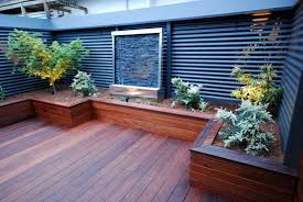 Decking Garden Ideas Be Creative By Out Your Own Custom Deck Through Decking
