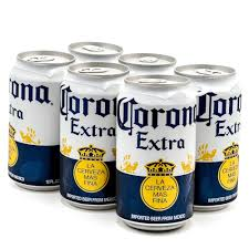 alcohol in corona vs corona light corona extra imported beer 12oz can 6 pack beer wine and