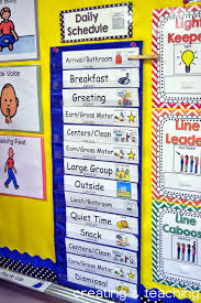 classroom daily schedule editable daily schedules classroom