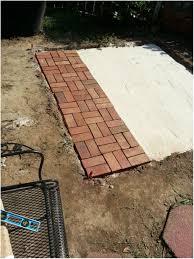 how to make a brick patio patio outdoor decoration