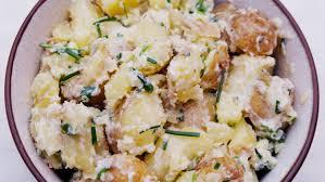 smoked potato salad today