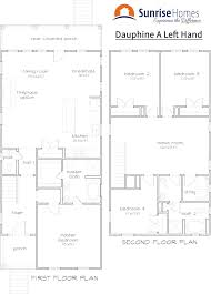 913902621716260 dauphine a flp web lh jpg quick move in homes communities floor plans design center